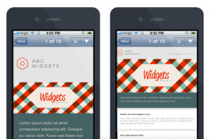 Responsive vs. Non-Responsive Email Layouts
