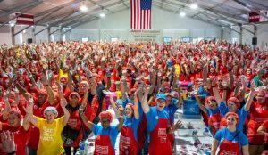 AARP Foundation's 2019 Celebration of Service Meal Pack Challenge